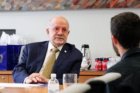 Board Of Trustees Begins Hunt For Padrón's Successor