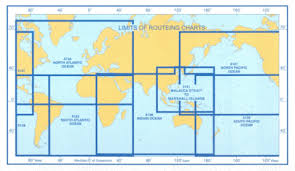 Admiralty Routeing Charts For Mediterranean And Black Seas