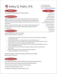 Best Photos Of Free Nursing Resume Template Cv Word Nursing Resume