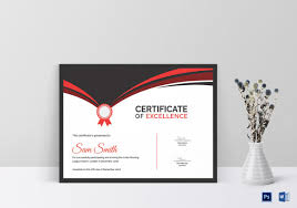 Samples Of Awards Certificates Free 23 Award Certificate Examples And Samples In Pdf