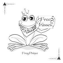 Small Picture Printable Frog Prince Frog prince coloring pages Coloring