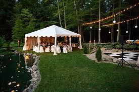 Outdoor Backyard Wedding Ideas For Summer  Pavillion Home Designs Summer Backyard Wedding