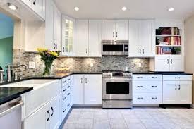 fascinating kitchens with white cabinets. Black Granite Countertops With White Cabinets In Bathroom 2018 Also Fascinating Kitchen Backsplash Images Kitchens A