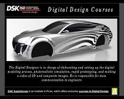 Car Design Courses In Pune Digital Design Courses Dskic Student Work Digital