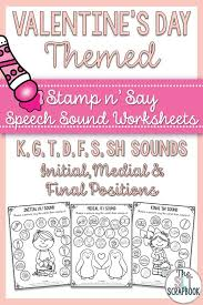 154 best No Prep Speech Sound Activities images on Pinterest ...