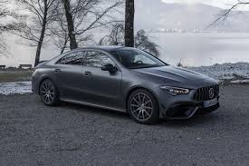 Years 2020 2019 2018 2017. 2020 Mercedes Amg Cla45 First Drive Review Over The Top Roadshow
