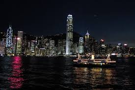 What Time Is The Light Show In Hong Kong Hong Kong Light Show Flying And Travel