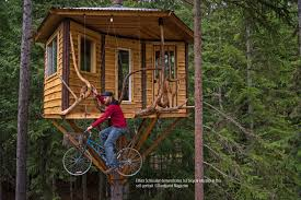 pete nelson s tree houses.  Pete Ethan And His Treehouse Inside Pete Nelson S Tree Houses