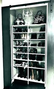 target hanging shoe rack target shoe rack hanging shoe holder racks storage for closet shelves hanging