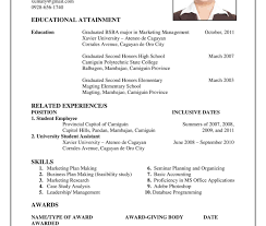 Free Online Resume Templates Printable How To Make Resumee Online Template Step Byelance Write 68