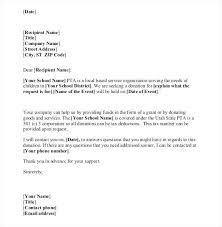 Free Proposal Forms Fascinating Donation Proposal Template Letter Free Word Documents Request