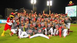Pcl Champions Again The Redbirds Win Consecutive Pcl