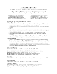 9 Customer Service Resume Examples 2017 Cote Divoire Tennis