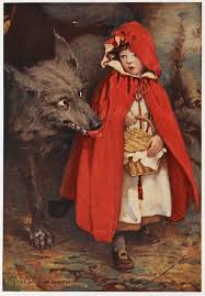 what wide origins you have little red riding hood