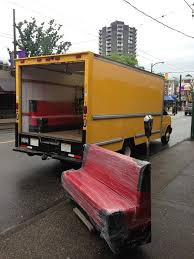 Ex Penske Truck Small moves single item delivery IKEA CRAIGSLIST