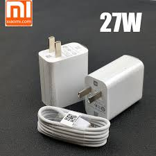 <b>Original</b> 27W QC 4.0 <b>xiaomi Fast Charger</b> Turbo Charge quick usb ...