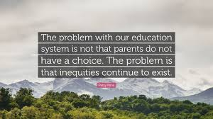 Patsy Mink Quote The Problem With Our Education System Is Not That