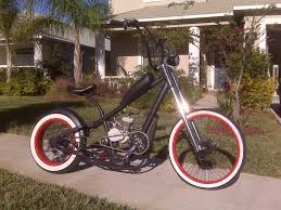 kustom king aped bicycle