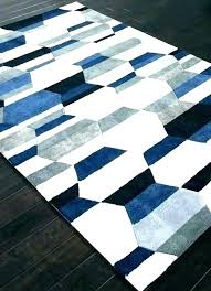 navy area rug 8x10 gray and white rugs solid blue abbeville
