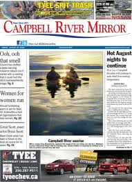 Campbell River Mirror, August 26, 2016 by Black Press Media Group ...