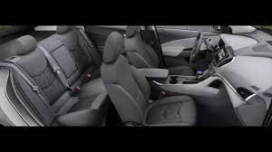 2016 Chevrolet Volt interior color option - YouTube
