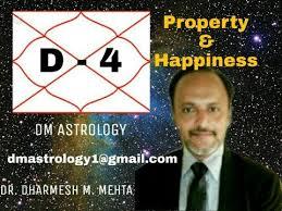 D 4 Or Chaturamsha Chart In Vedic Astrology By Dr Dharmesh Mehta