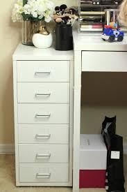 6 DRAWER HELMER UNIT (IKEA). Makeup Storage Ideas