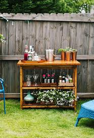build a patio bar. How To Make Your Own Outdoor Bar Tale | Kathryn-McCrary-Photography  IHOD Build A Patio Bar