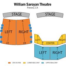 William Saroyan Theatre Fresno Seating Chart Il Volo Fresno Tickets Il Volo William Saroyan Theatre