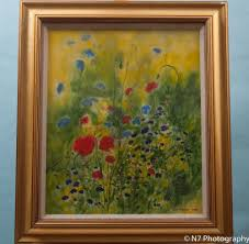 original oil and acrylic on canvas by alan turner antique oil paintings