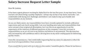 Request For Pay Raise Asking For A Raise Letter How To Request Pay In Current Job Dummies