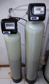 New Water Softener Asheville Customer Gets New Iron And Softener System