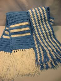Hooked On Needles Crocheted Scarves For Special Olympics