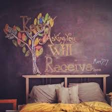 My Chalkboard Wall, Bedroom