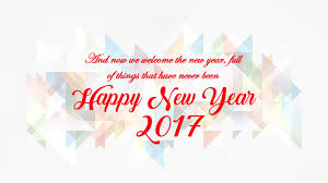 Happy New Year 2017 Quotes Stunning Happy New Year 48 Quotes Wishes Images For Friends ONE GREETING