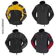 Ski Doo Mens X Team Winter Jacket New Yellow Black Red Black