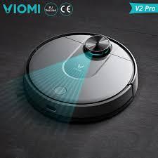 <b>VIOMI</b> V2 Pro Smart Robot <b>Vacuum</b> Cleaner 2100Pa Strong Suction ...