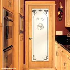 pantry doors with frosted glass door glass pantry doors for half frosted glass door
