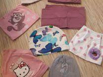 Купить недорого <b>шапки</b>, <b>шарфы</b> и <b>варежки</b> для девочек в ...