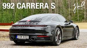 And as you can probably guess, the new 911 won't be. 1st Review Pdi And Delivery In Swe Of The New Porsche 992 Carrera S No Driving Ep 064 Youtube