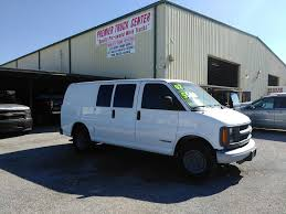 CHEVROLET PANEL - CARGO VAN FOR SALE | #1343