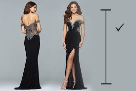 How To Measure Yourself For Your Prom Dress Glam Gowns Blog