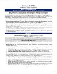 Executive Resume Samples Professional Resume Writer Ny