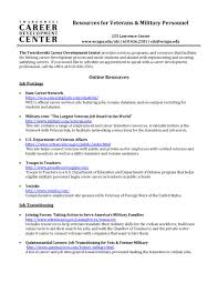 internships and jobs west chester university veterans resource document preview
