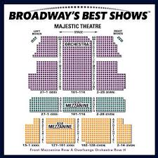 Phantom Of The Opera Seating Chart Lovely Rbtl Auditorium