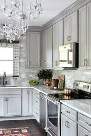 ideas about light grey kitchens on gray kitchen cabinets pictures painted cabinet 5