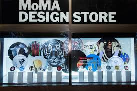 the moma design windows at west 53rd street featuring tk photo scott
