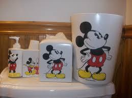 bathroom accessories set walmart. mickey mouse bathroom set accessories walmart