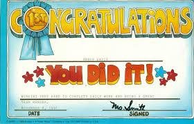 congratulation templates congratulations certificate word template arixta