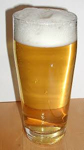 Foto glaasje bier